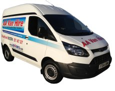 Ford Transit Custom A3