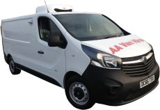 Vauxhall Vivaro Small Fridge  AA13